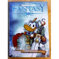 Donald Duck: Fantasy - Nr. 2 - Flammesteinens Land