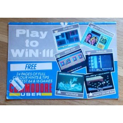 Commodore User: Play to Win III