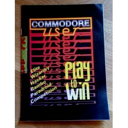 Commodore User: Play to Win