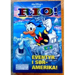 Walt Disney's Tema Pocket - Rio!