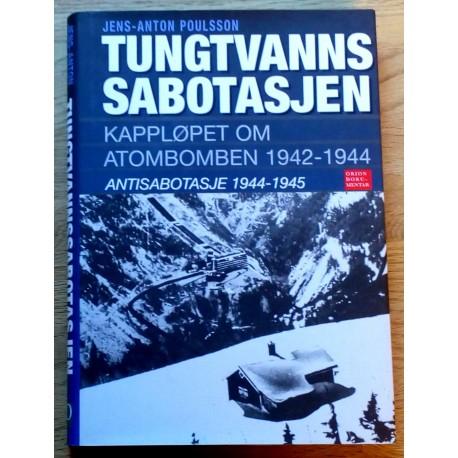 Tungtvannssabotasjen, Kappløpet om atombomben 1942-1944, Antisabotasje 1944-1945