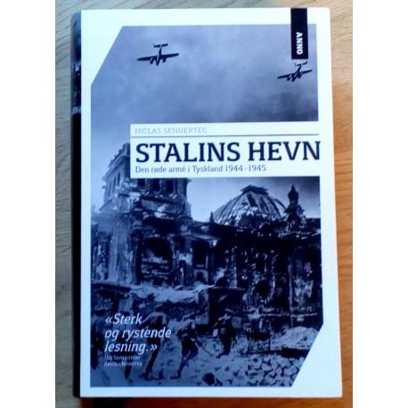 Stalins hevn - Den røde arme i Tyskland 1944-1945