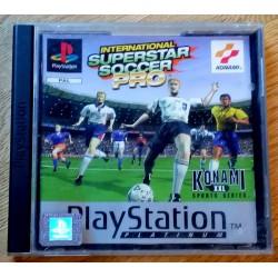 International Superstar Soccer Pro (Konami XXL Sports Series)