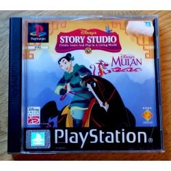 Disney's Story Studio - Mulan (Disney Interactive)