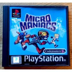 Micro Maniacs (Codemasters)