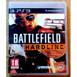 Playstation 3: Battlefield Hardline (EA)