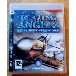 Playstation 3: Blazing Angels - Squadrons of WWII (Ubisoft)