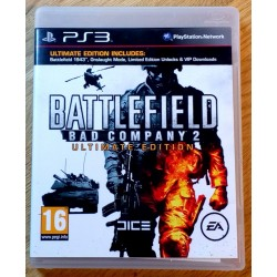 Playstation 3: Battlefield - Bad Company 2 - Ultimate Edition (Dice / EA)
