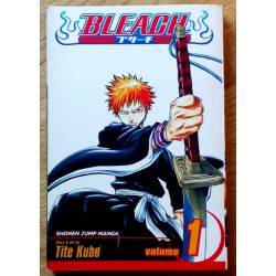 Bleach - Vol. 1 - Strawberry and the Soul Reapers