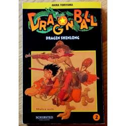 Dragon Ball - Nr. 1 - Dragekulenes hemmelighet