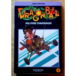 Dragon Ball - Nr. 4 - Den store turneringen