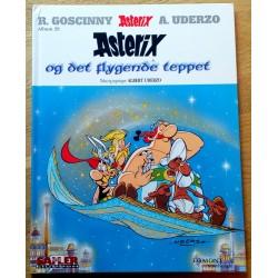 Seriesamlerklubben: Asterix og det flygende teppet