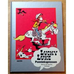 Seriesamlerklubben: Lucky Luke - Ponniekspressen