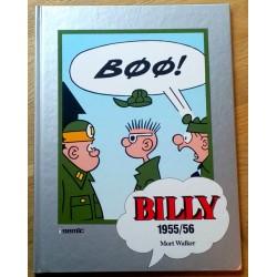 Seriesamlerklubben: Billy - 1955 - 1956