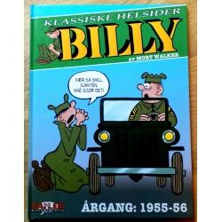 Seriesamlerklubben: Billy - Klassiske helsider 1955-56