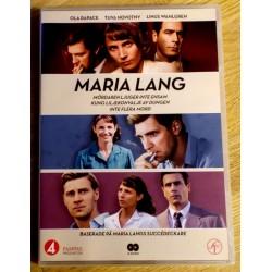 Maria Lang Volym 1 (DVD)