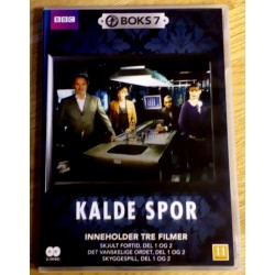 Waking the Dead - Kalde spor: Boks 7 (DVD)