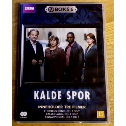 Waking the Dead - Kalde spor: Boks 6 (DVD)