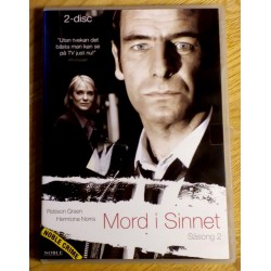 Wire in the Blood - Mord i sinnet - Sesong 2 (DVD)