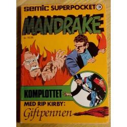 Semic-superpocket: Nr. 3 - Mandrake