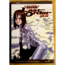 Battle Angel Alita - Last Order - Nr. 11