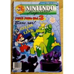 Nintendo Magasinet - 1991 - Nr. 4 - Bare rør!