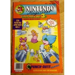 Nintendo Magasinet - 1992 - Nr. 1 - Koopa blir feiret