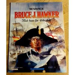 Bruce J. Hawker: Nr. 1 - Med kurs for Gibraltar (1985)