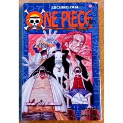 One Piece - Nr. 25 - Dusør 100 millioner