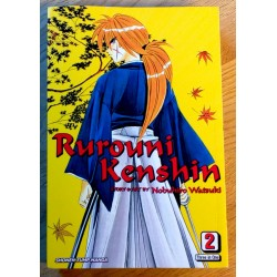 Rurouni Kenshin - Nr. 2 - Three in One