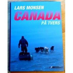 Canada på tvers - Lars Monsen