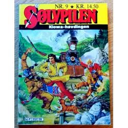 Sølvpilen Pocket: Nr. 9 - Jakten på Røde Fjær