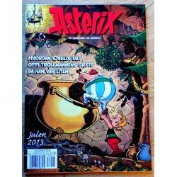 Asterix: Julen 2013 - Hvordan Obelix falt oppi trollmannens gryte da han var liten