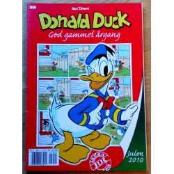 Donald Duck - God gammel årgang - Julen 2010