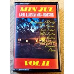 Kjell Karlsens Kor & Orkester - Min Jul - Vol. II (kassett)