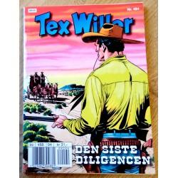 Tex Willer: Nr. 494 - Den siste diligencen