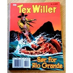Tex Willer - 2003 - Nr. 6 - Sør for Rio Grande