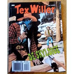 Tex Willer - 2001 - Nr. 8 - De skyldige