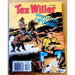 Tex Willer - 2001 - Nr. 9 - Oppdretterne i Wyoming
