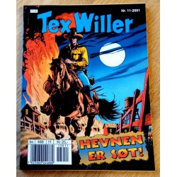 Tex Willer - 2001 - Nr. 11 - Hevnen er søt!