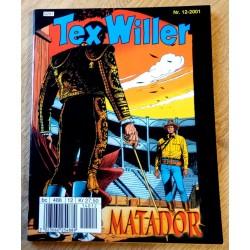 Tex Willer - 2001 - Nr. 12 - Matador