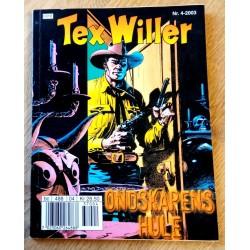 Tex Willer - 2003 - Nr. 4 - Ondskapens hule