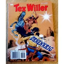 Tex Willer - 2003 - Nr. 5 - Ørkenkrig