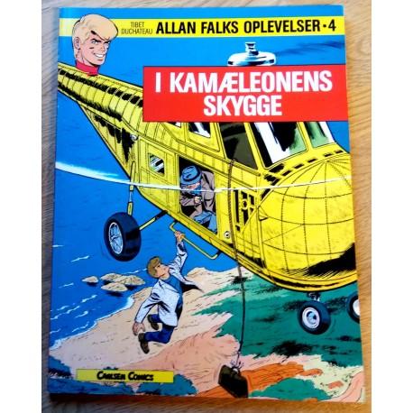 Allan Falks Oplevelser - Nr. 4 - I kamæleonens skygge