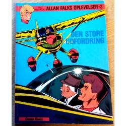 Allan Falks Oplevelser - Nr. 3 - Den store utfordring