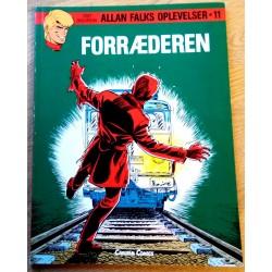 Allan Falks Oplevelser - Nr. 11 - Forræderen
