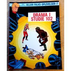 Allan Falks Oplevelser - Nr. 7 - Drama i Studie 102