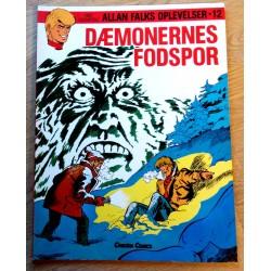 Allan Falks Oplevelser - Nr. 12 - Dæmonernes fodspor