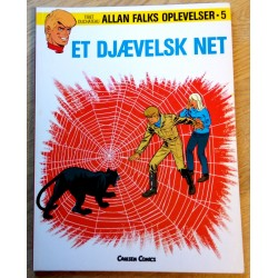 Allan Falks Oplevelser - Nr. 5 - Et djævelsk net