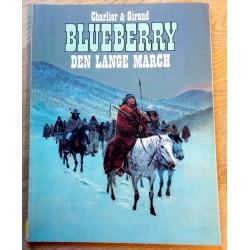 Blueberry - Nr. 19 - Den lange march